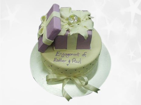 Engagement Cakes-E03