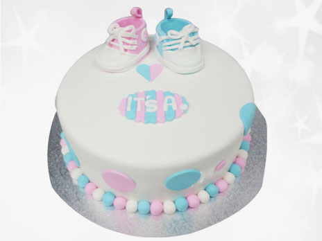 Baby Shower Cakes-BS37