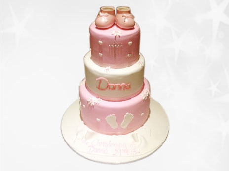 Baby Shower Cakes-BS19