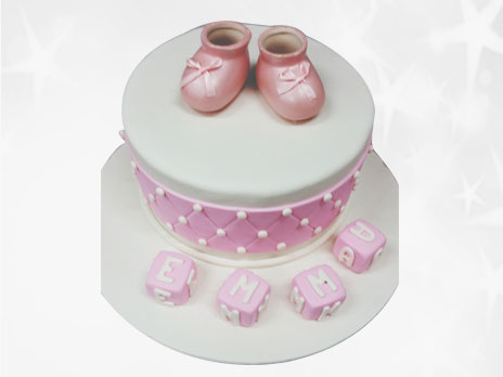 Baby Shower Cakes-BS30