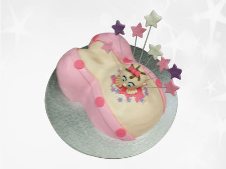 Baby Shower Cakes-BS06