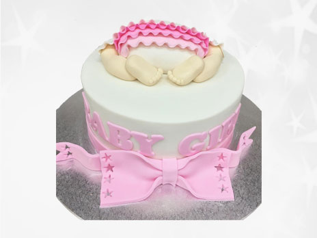 Baby Shower Cakes-BS46