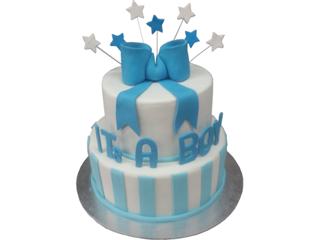 Baby Shower Cakes-BS41