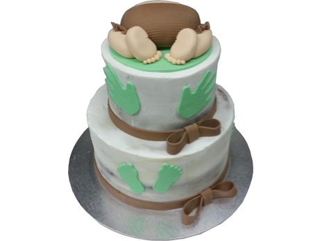Baby Shower Cakes-BS39