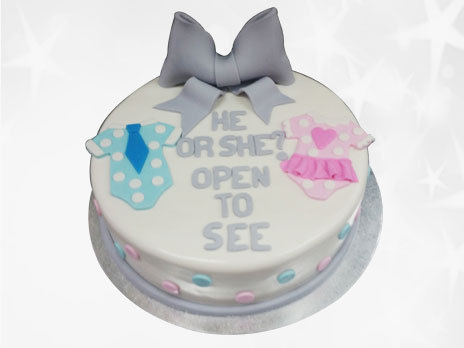 Baby Shower Cakes-BS34