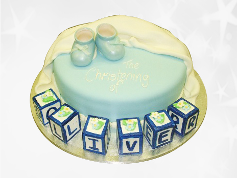 Baby Shower Cakes-BS21