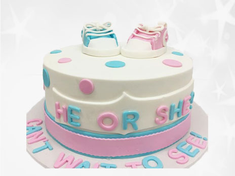 Baby Shower Cakes-BS49