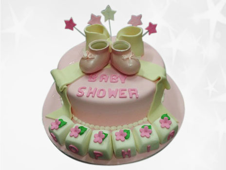 Baby Shower Cakes-BS26
