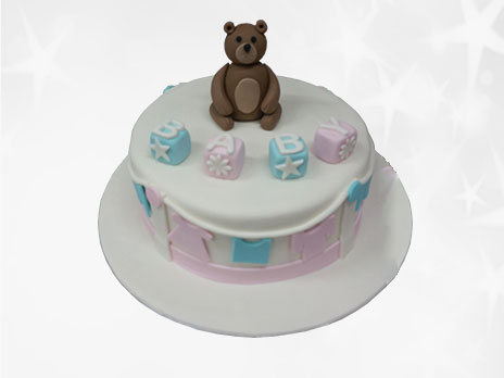 Baby Shower Cakes-BS45