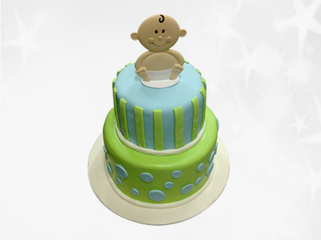Baby Shower Cakes-BS51